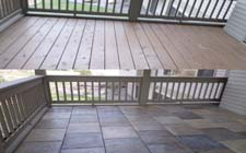 Over Existing Decking