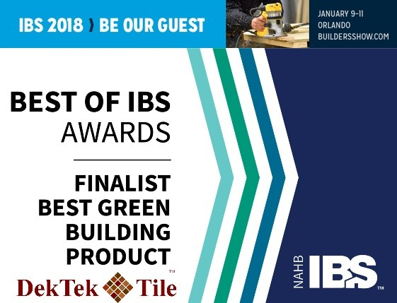 Best of IBS Awards