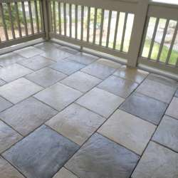 DekTek Tile Installed Over Existing Deck