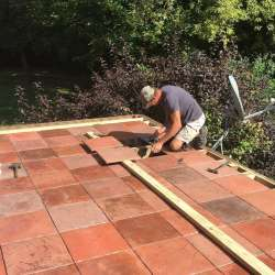 Adobe Tile Deck Project