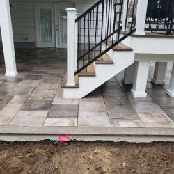 PATIO/WALK OUT BASEMENTS INSTALLATION METHOD