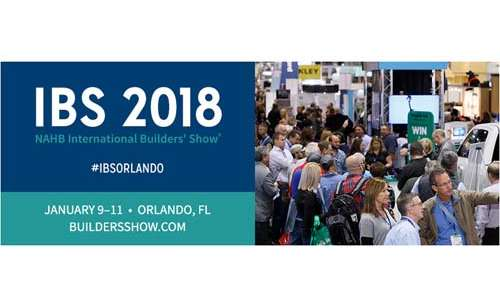 IBS 2018: NAHB International Builders Show