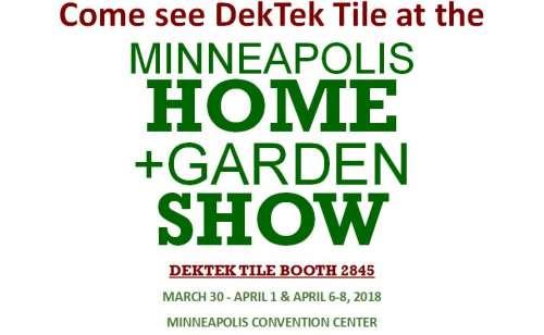 Gentil Minneapolis Home + Garden Show